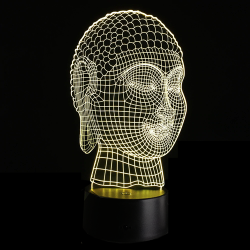 Quies - The Light Lab - Lampe 3D