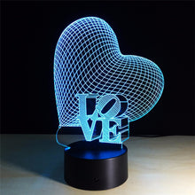Charger l'image dans la galerie, Dilectio - The Light Lab - Lampe 3D