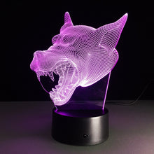 Charger l'image dans la galerie, Lupus - The Light Lab - Lampe 3D