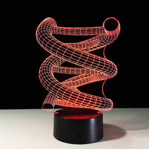 Scientia - The Light Lab - Lampe 3D