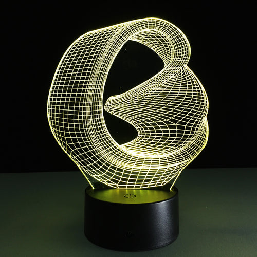 Abditus - The Light Lab - Lampe 3D
