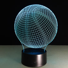 Charger l'image dans la galerie, Circum - The Light Lab - Lampe 3D