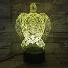 Charger l'image dans la galerie, Testudo - The Light Lab - Lampe 3D