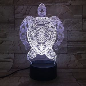 Testudo - The Light Lab - Lampe 3D