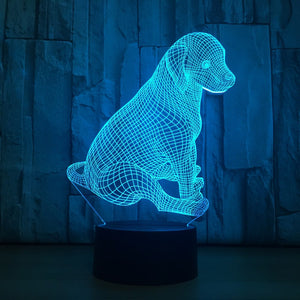 Catula - The Light Lab - Lampe 3D