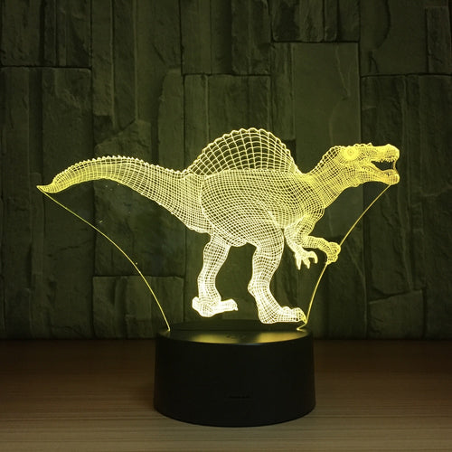 Praedatorius - The Light Lab - Lampe 3D