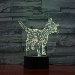Feles - The Light Lab - Lampe 3D