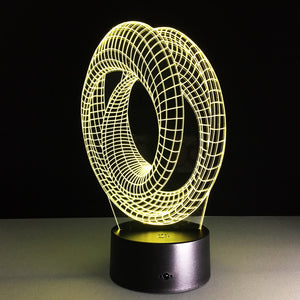 Optimum - The Light Lab - Lampe 3D