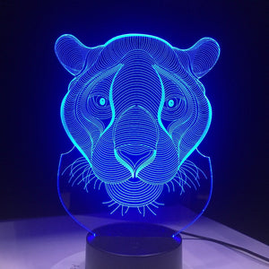 Pardus - The Light Lab - Lampe 3D