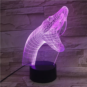 Serpens - The Light Lab - Lampe 3D