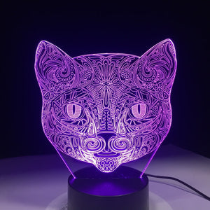 Catta - The Light Lab - Lampe 3D