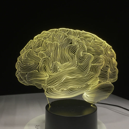Cerebrum - The Light Lab - Lampe 3D