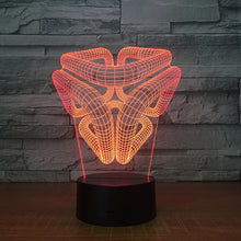 Charger l'image dans la galerie, Caulis - The Light Lab - Lampe 3D