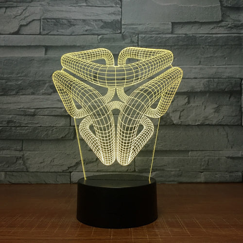 Caulis - The Light Lab - Lampe 3D