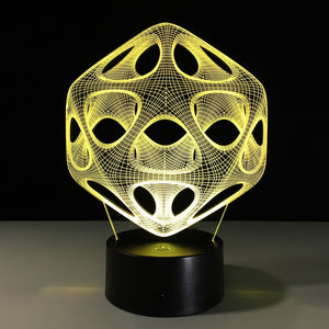 Alveare - The Light Lab - Lampe 3D