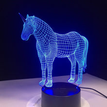 Charger l'image dans la galerie, Equus - The Light Lab - Lampe 3D