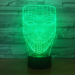 Ultio - The Light Lab - Lampe 3D
