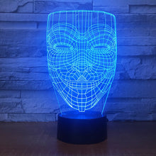 Charger l'image dans la galerie, Ultio - The Light Lab - Lampe 3D