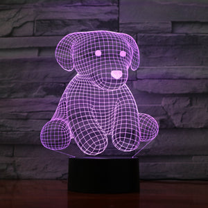 Ursidea - The Light Lab - Lampe 3D