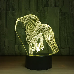Monstrum - The Light Lab - Lampe 3D