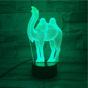 Cameli - The Light Lab - Lampe 3D