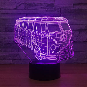 Iter - The Light Lab - Lampe 3D