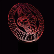 Charger l'image dans la galerie, Rotundum - The Light Lab - Lampe 3D