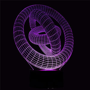 Rotundum - The Light Lab - Lampe 3D