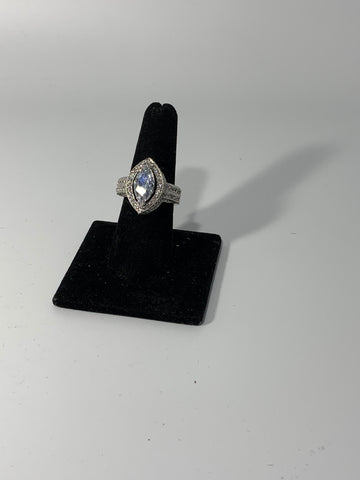 Sterling Silver 925 Ring Size 8