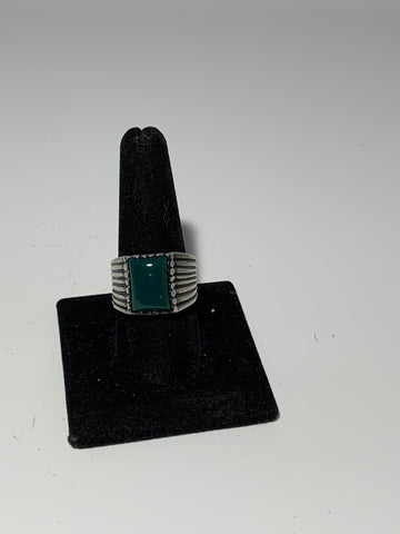 Men Sterling Silver Ring