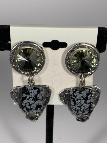 J Jansen Pierced Earrings