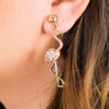 Flamin-Go Girl Earrings