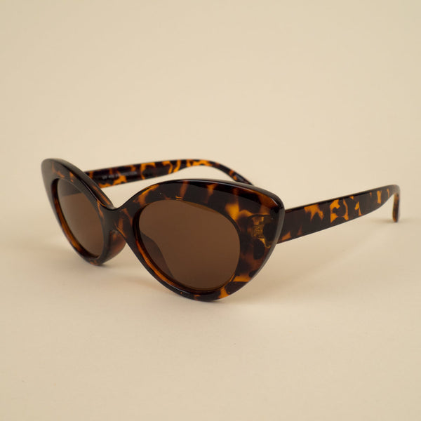 Tortoise Cat Eye Sunnies