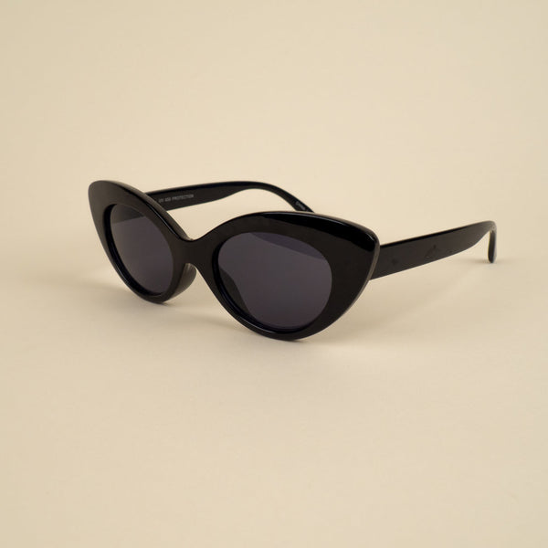 Black Cat Eye Sunnies
