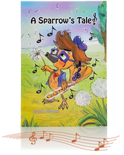 Load image into Gallery viewer, A Sparrow's Tale (E-Book)