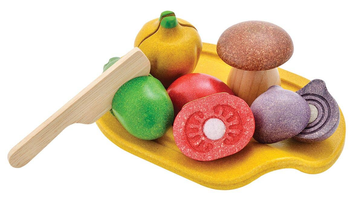 Assorted Vegetable Set