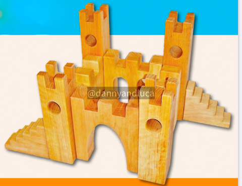 Knights Castle 10pcs - PREORDER