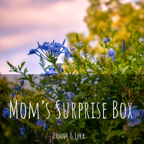 Mom's Surprise Box - Monthly Plans