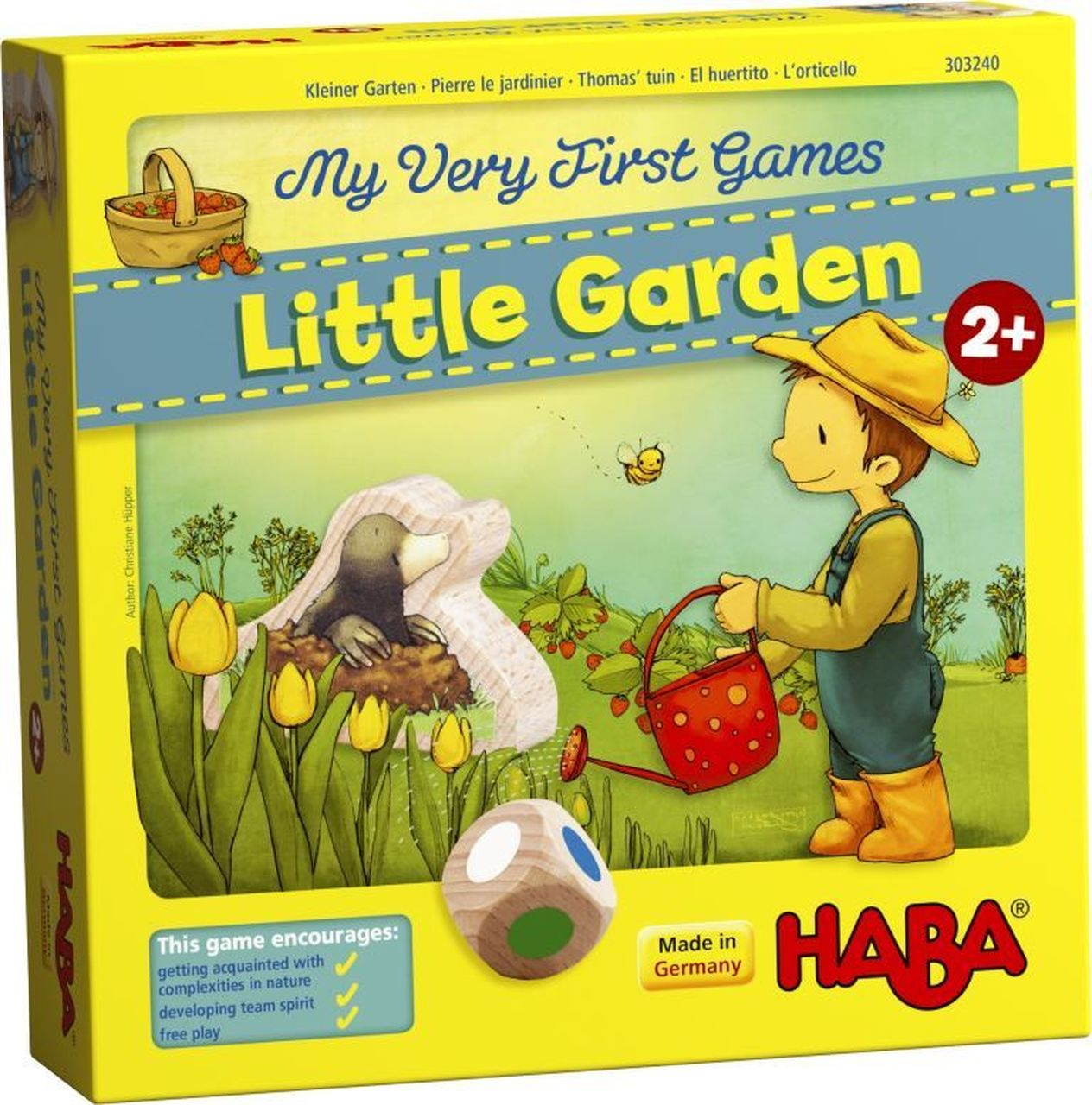 Haba My Very First Games - Little Garden