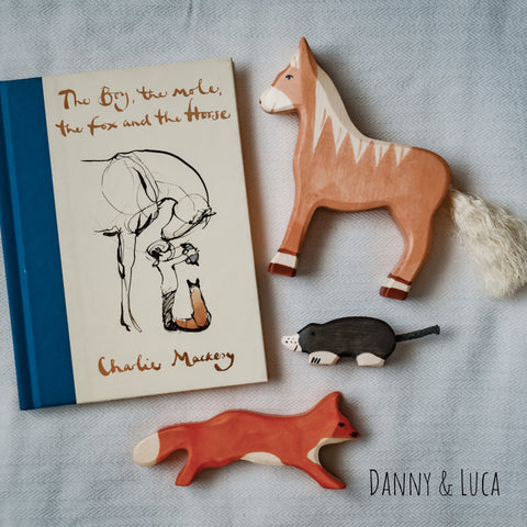 """The Boy, the Mole, the Fox and the Horse"" Book Set"
