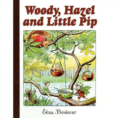 Woody, Hazel and Little Pip Book Set - COMING SOON