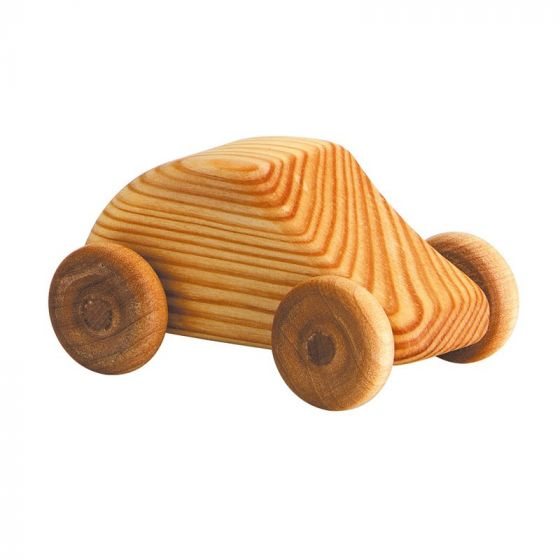 Wooden Toy Automobile Small