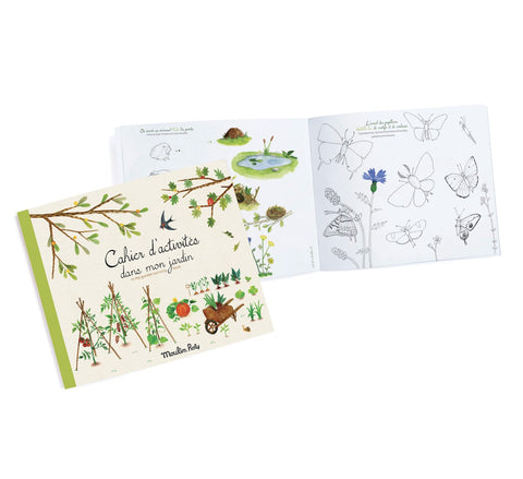 """In My Garden"" Activity Booklet - Le Jardin"