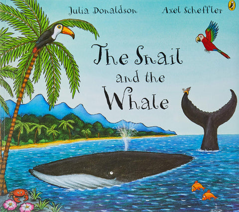The Snail and The Whale Book Set - COMING SOON!