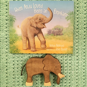 When Anju Loved Being an Elephant Book Set