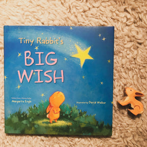 Tiny Rabbit's BIG WISH Book Set