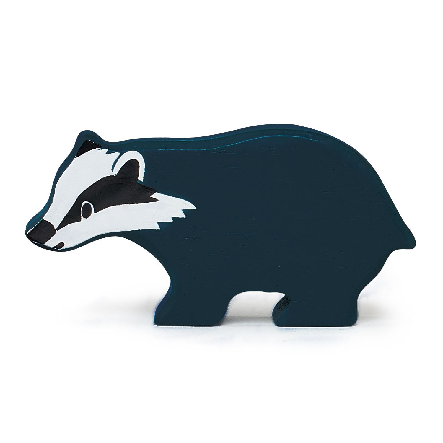 Tender Leaf Badger Figure