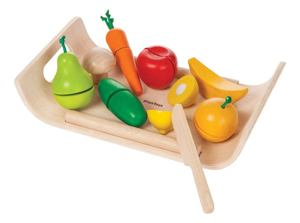 Assorted Fruit And Vegetable