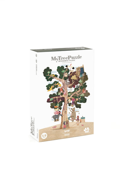 My Tree (50 pcs) - Shape & Reversible