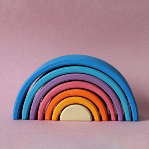 Mini Rainbow Stacker - Lazure